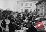 Image of market place Russia, 1918, second 22 stock footage video 65675071231