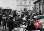 Image of market place Russia, 1918, second 28 stock footage video 65675071231