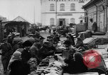 Image of market place Russia, 1918, second 30 stock footage video 65675071231