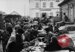 Image of market place Russia, 1918, second 31 stock footage video 65675071231