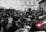 Image of market place Russia, 1918, second 32 stock footage video 65675071231