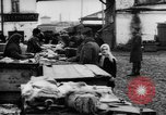 Image of market place Russia, 1918, second 47 stock footage video 65675071231