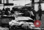 Image of market place Russia, 1918, second 49 stock footage video 65675071231