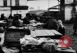 Image of market place Russia, 1918, second 50 stock footage video 65675071231