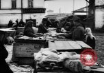 Image of market place Russia, 1918, second 51 stock footage video 65675071231