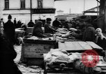 Image of market place Russia, 1918, second 52 stock footage video 65675071231