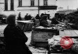 Image of market place Russia, 1918, second 55 stock footage video 65675071231