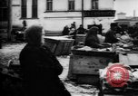 Image of market place Russia, 1918, second 57 stock footage video 65675071231