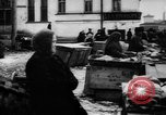 Image of market place Russia, 1918, second 58 stock footage video 65675071231
