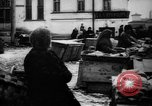 Image of market place Russia, 1918, second 60 stock footage video 65675071231