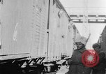 Image of railroads Russia, 1918, second 14 stock footage video 65675071233