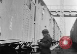 Image of railroads Russia, 1918, second 21 stock footage video 65675071233