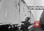 Image of railroads Russia, 1918, second 22 stock footage video 65675071233