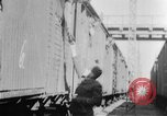 Image of railroads Russia, 1918, second 23 stock footage video 65675071233