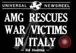 Image of evacuation Italy, 1944, second 3 stock footage video 65675071246
