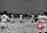 Image of NY Yankees and NY Giants in baseball spring training Atlantic City New Jersey USA, 1944, second 24 stock footage video 65675071249