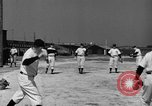 Image of NY Yankees and NY Giants in baseball spring training Atlantic City New Jersey USA, 1944, second 25 stock footage video 65675071249