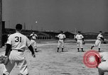Image of NY Yankees and NY Giants in baseball spring training Atlantic City New Jersey USA, 1944, second 26 stock footage video 65675071249