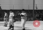 Image of NY Yankees and NY Giants in baseball spring training Atlantic City New Jersey USA, 1944, second 27 stock footage video 65675071249