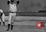 Image of NY Yankees and NY Giants in baseball spring training Atlantic City New Jersey USA, 1944, second 36 stock footage video 65675071249
