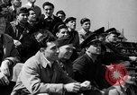 Image of NY Yankees and NY Giants in baseball spring training Atlantic City New Jersey USA, 1944, second 41 stock footage video 65675071249