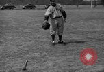Image of NY Yankees and NY Giants in baseball spring training Atlantic City New Jersey USA, 1944, second 53 stock footage video 65675071249