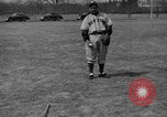 Image of NY Yankees and NY Giants in baseball spring training Atlantic City New Jersey USA, 1944, second 59 stock footage video 65675071249