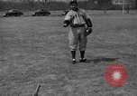 Image of NY Yankees and NY Giants in baseball spring training Atlantic City New Jersey USA, 1944, second 60 stock footage video 65675071249