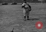 Image of NY Yankees and NY Giants in baseball spring training Atlantic City New Jersey USA, 1944, second 61 stock footage video 65675071249