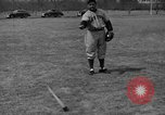 Image of NY Yankees and NY Giants in baseball spring training Atlantic City New Jersey USA, 1944, second 62 stock footage video 65675071249