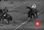 Image of Rodeo Los Angeles California USA, 1944, second 29 stock footage video 65675071251