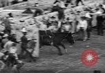 Image of Rodeo Los Angeles California USA, 1944, second 33 stock footage video 65675071251