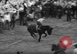 Image of Rodeo Los Angeles California USA, 1944, second 34 stock footage video 65675071251