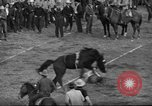 Image of Rodeo Los Angeles California USA, 1944, second 35 stock footage video 65675071251