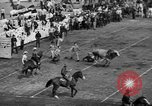 Image of Rodeo Los Angeles California USA, 1944, second 52 stock footage video 65675071251