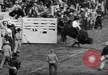 Image of Rodeo Los Angeles California USA, 1944, second 55 stock footage video 65675071251