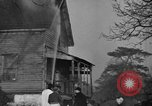Image of forest fire New Jersey United States USA, 1944, second 20 stock footage video 65675071254