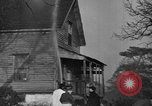 Image of forest fire New Jersey United States USA, 1944, second 21 stock footage video 65675071254