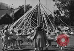 Image of May day in San Francisco San Francisco California USA, 1944, second 20 stock footage video 65675071255