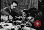 Image of bread supplied to Italian citizens in World War 2 Italy, 1944, second 43 stock footage video 65675071256