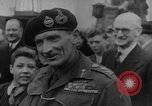Image of Bernard Law Montgomery London England United Kingdom, 1944, second 5 stock footage video 65675071257