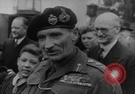 Image of Bernard Law Montgomery London England United Kingdom, 1944, second 7 stock footage video 65675071257