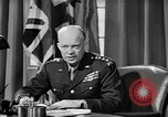 Image of Dwight D Eisenhower United Kingdom, 1944, second 21 stock footage video 65675071260