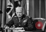Image of Dwight D Eisenhower United Kingdom, 1944, second 25 stock footage video 65675071260