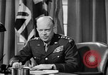 Image of Dwight D Eisenhower United Kingdom, 1944, second 28 stock footage video 65675071260