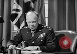 Image of Dwight D Eisenhower United Kingdom, 1944, second 32 stock footage video 65675071260