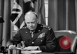 Image of Dwight D Eisenhower United Kingdom, 1944, second 33 stock footage video 65675071260