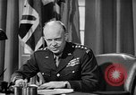 Image of Dwight D Eisenhower United Kingdom, 1944, second 34 stock footage video 65675071260