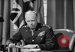 Image of Dwight D Eisenhower United Kingdom, 1944, second 35 stock footage video 65675071260