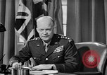 Image of Dwight D Eisenhower United Kingdom, 1944, second 50 stock footage video 65675071260